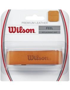 Wilson Premium Leather Basis Grip