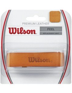 Wilson Premium Leather Basis Grip