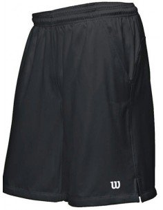 "Wilson Men Rush 9"" Woven Short Black"
