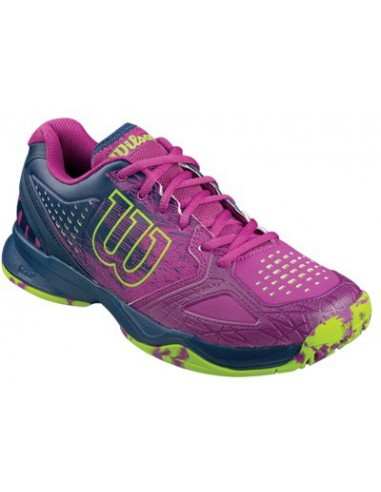 Wilson Kaos Competition Pink/Navy/Green