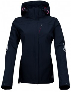 Sjeng Sports Samira Softshell Lady Jacket Navy
