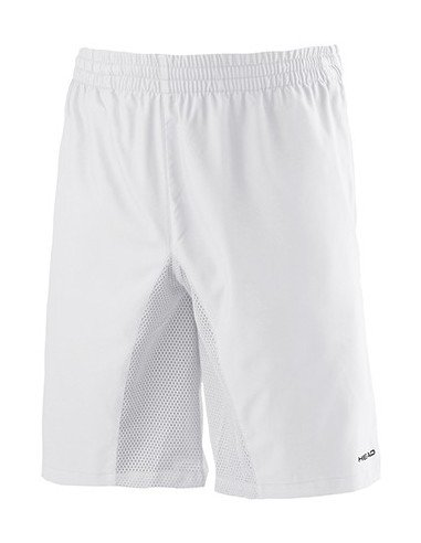 Head Club B Bermuda Short White