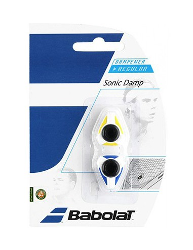 Babolat Sonic Damp X2 Blue Yellow