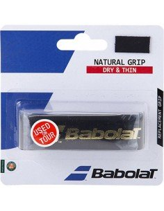 Babolat Naturel Grip Black (Leather)
