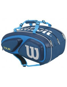 Wilson Tour V 15 Pack Blue