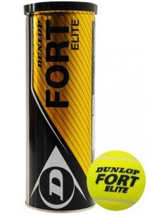 Dunlop Fort Elite 3-Pack