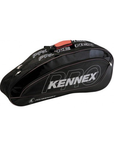 Pro Kennex Double Thermobag Black/Red