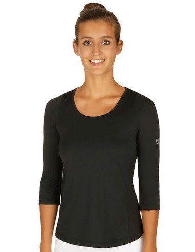 Limited Sports Sarah Shirt Black