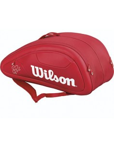 Wilson Federer DNA 12 Pack Red