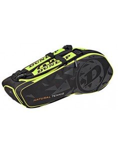 Dunlop Revolution NT 8 Racketbag (Black/Yellow)