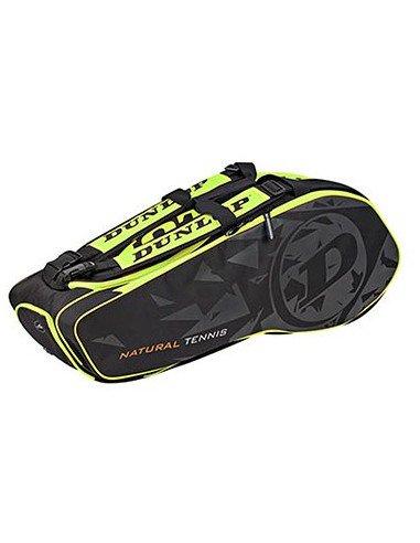 Dunlop Revolution NT 8 Racketbag (Black/Yellow)