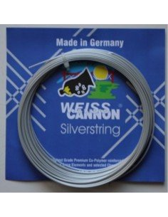 Weiss Cannon Silverstring