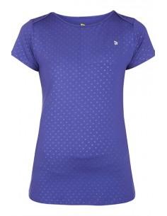 Pure Lime Shadow Dot Shirt Blue