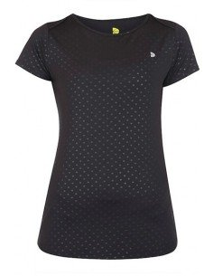 Pure Lime Shadow Dot Shirt Black