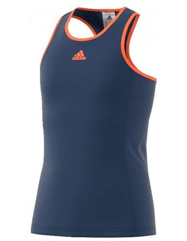 d4be99dd897 Adidas Girls Court Tank Blue kopen? Scherpe prijs - KCtennis