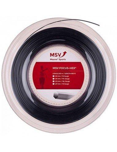 MSV Focus Hex Black