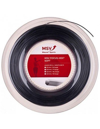 MSV Focus Hex Soft Black