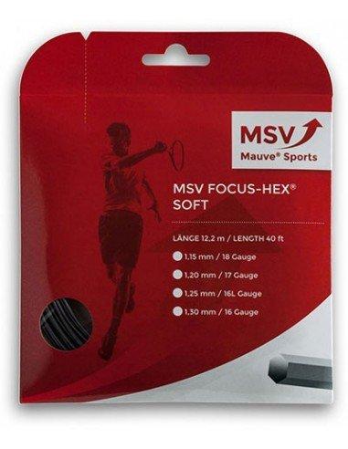 MSV Focus Hex Soft Black