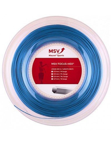 MSV Focus Hex Blue
