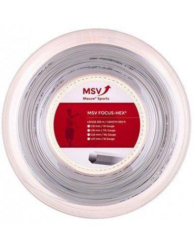 MSV Focus Hex White