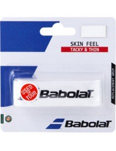 Babolat Skin Feel Grip White