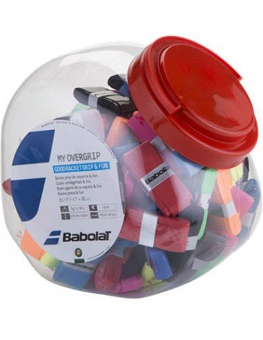 Babolat My Overgrip Assorted 70st