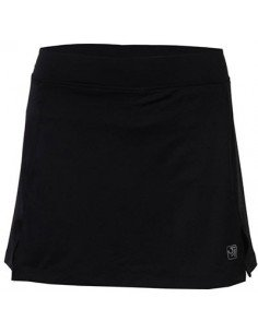 Sjeng Sports Winner Curl Skirt zwart