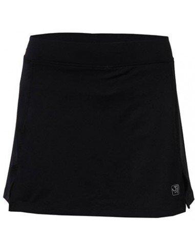 Sjeng Sports Winner Curl Skirt zwart