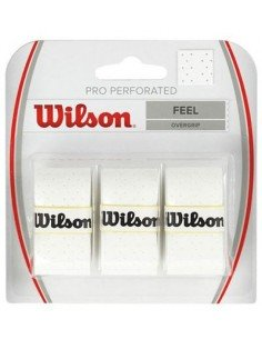 Wilson Pro Overgrip Perforated 3-pack