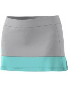 Adidas Court Skirt Energy/Grey