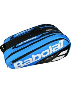 Babolat Racket Holder X12 Pure Drive Blue/black