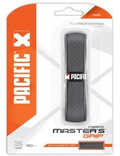 Pacific Master's Grip Perforated Zwart