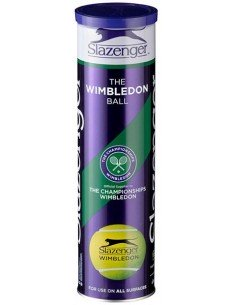 Slazenger Wimbledon 4TIN