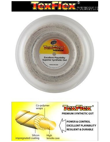 RAB Texflex Premium White Set