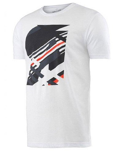 Head Transition B Dunkin Graphic T-Shirt White