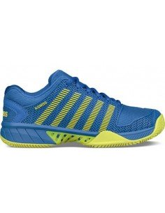 Kswiss Hypercourt Express HB Strong Blue/Neon
