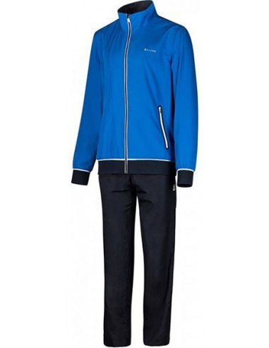 Sjeng Sports Men Tracksuit Heath Electric Blue