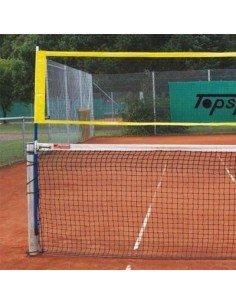 Tennisnet verhoging
