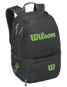 Wilson Tour V Backpack Medium Black/Lime