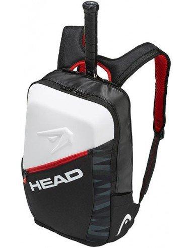 Head Djokovic Backpack 2018 Black/White