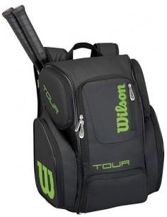 Wilson Tour V Backpack Large Black/Groen