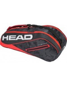 Head Tour Team 6R Combibag 2018 Black/Red