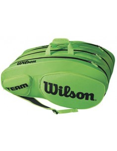 Wilson Team III 12 Pack 2018 Green/Black
