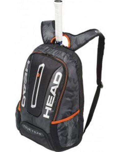 Head Tour Team Backpack 2018 Black/Silver