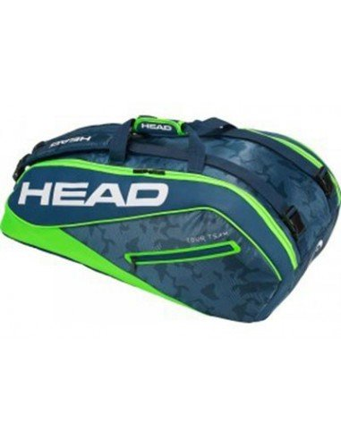 Head Tour Team 9R Supercombibag 2018 Navy/Green