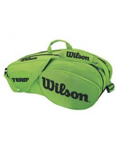 Wilson Team III 6 Pack 2018 Green/Black