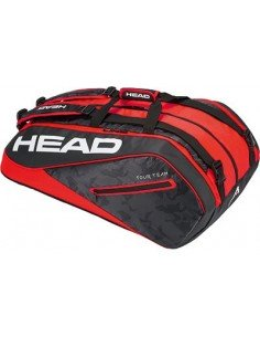 Head Tour Team 12R Supercombibag 2018 Black/Red