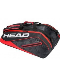 Head Tour Team 9R Supercombibag 2018 Black/Red