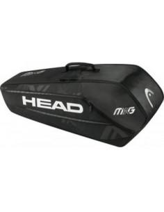 Head MXG 6R Monstercombibag 2018 Black/Silver