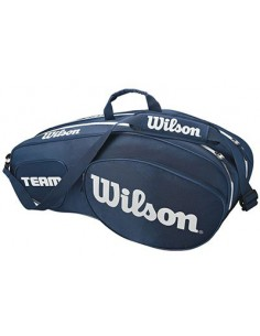 Wilson Team III 6 Pack 2018 Blue